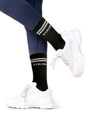 90's Socks Black